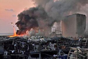 Vụ nổ ở Beirut tạo ra cuộc khủng hoảng tại Li-băng