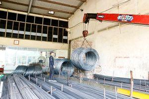 Các cơ sở kinh doanh thép làm cốt bê tông: Chấp hành tốt quy định về chất lượng, nhãn hàng