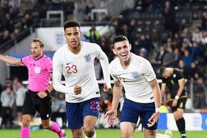 Premier League nở rộ tài năng trẻ: ĐT Anh mơ xa hơn với thế hệ vàng