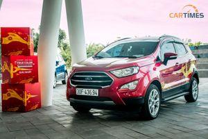 Bảng giá xe Ford tháng 8/2020: Cả xe nhập khẩu và lắp ráp đều nhận được ưu đãi