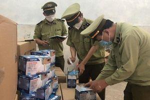 Quảng Ninh: 7 tháng, xử lý trên 2.100 vụ buôn lậu, gian lận thương mại