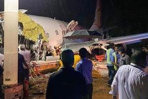 Vụ máy bay Ấn Độ gãy đôi: Thiết kế 'mặt bàn' của sân bay gây tranh cãi