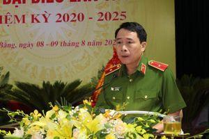 Đại hội đại biểu Đảng bộ Công an tỉnh Cao Bằng