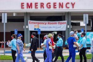 Số ca nhiễm Covid-19 ở Mỹ đã vượt qua mốc 5 triệu ca