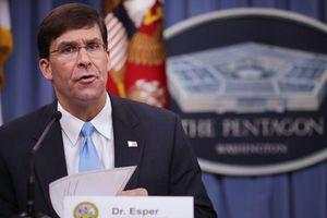Bộ trưởng Quốc phòng Mỹ thông báo kế hoạch rút quân ở Afghanistan