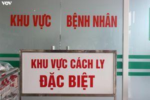 Nhân viên giao Pizza mắc Covid-19 tại Hà Nội là F1 của BN 447