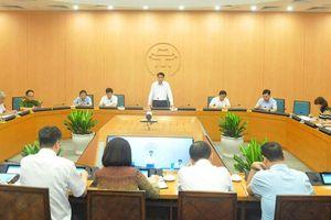 'Tuần tới là cao điểm của dịch Covid-19 ở Hà Nội, bình tĩnh xử lý, khoanh vùng'