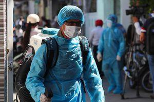 Thông tin dịch tễ của 16 ca mắc Covid-19 tại Đà Nẵng công bố ngày 7/8