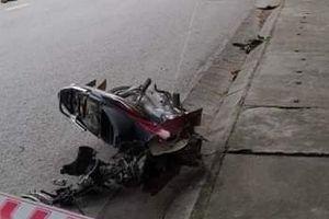 Va chạm giữa ô tô và xe máy khiến 1 người tử vong ở Yên Bái