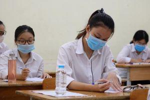 Đề môn Toán thi tốt nghiệp THPT dễ thở, phổ điểm chung là 6-7 điểm