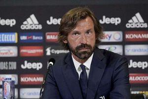 Huyền thoại Andrea Pirlo chính thức dẫn dắt Juventus
