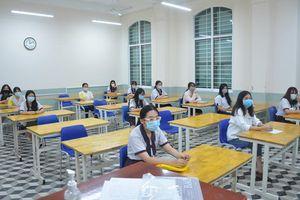 Thành phố Hồ Chí Minh: Ngày thi tốt nghiệp THPT đầu tiên an toàn, nghiêm túc