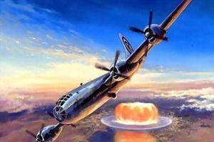'Pháo đài bay' nào đã mang theo bom nguyên tử ném xuống Nhật Bản?