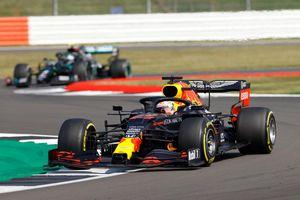 Đội Mercedes lần đầu bị vượt qua ở mùa giải F1 2020