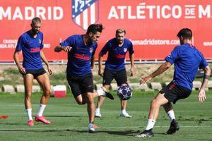 2 cầu thủ Atletico mắc COVID-19, Champions League có vỡ trận?