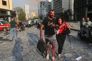 'Không hiểu sao tôi thoát chết' - ký ức thảm họa của nhà báo ở Beirut