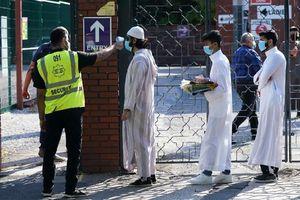 Người Hồi giáo chịu tiếng oan khi Covid-19 bùng phát ở Anh