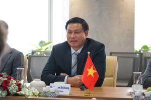 Ông Nguyễn Bá Dương trở thành cổ đông lớn tại Coteccons