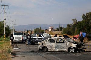 Người đưa tin bị giết và đại chiến băng đảng đẫm máu ở Mexico