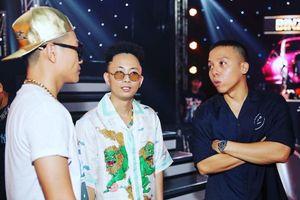 Touliver thể hiện đoạn rap ma mị trong phần thi nổi nhất Rap Việt