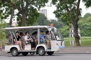 Hà Nội đề xuất 8 địa điểm triển khai dịch vụ xe điện 4 bánh