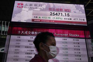 Chịu áp lực từ căng thẳng Mỹ - Trung, chứng khoán châu Á giao dịch ảm đạm