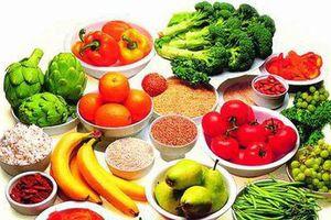 10 thực phẩm tốt cho sức khỏe của đôi mắt