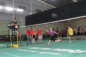 Giao lưu thể thao hữu nghị Việt Nam - Lào tại Vientiane