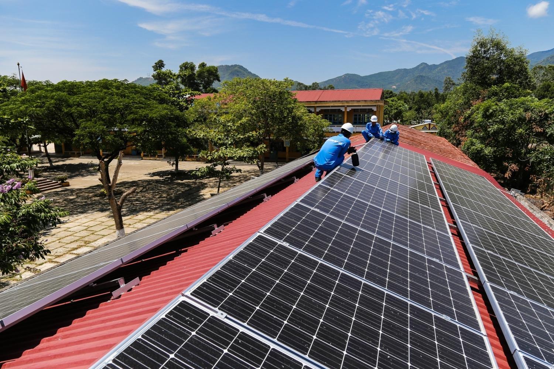 Nghiên cứu phản ánh liên quan đến quy định về điện mặt trời mái nhà