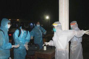 131 công dân trở về từ Singapore âm tính SARS-CoV-2