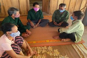 Phòng 'bão' Covid-19 ở huyện miền cao tỉnh Quảng Ngãi