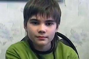 Khó tin cậu bé Nga nhớ kiếp trước sống ở sao Hỏa
