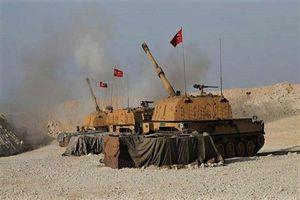 Thổ Nhĩ Kỳ liên tục tấn công Quân đội Syria tại chiến trường Idlib