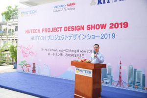 Project Design - 'bí kíp' học tập đạt chuẩn Nhật Bản của sinh viên HUTECH