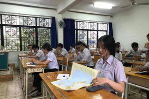 Đề thi, đáp án đầy đủ môn VẬT LÝ tốt nghiệp THPT 2020