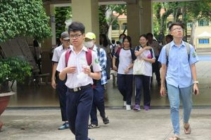 TPHCM công bố điểm chuẩn vào lớp 10 năm học 2020- 2021