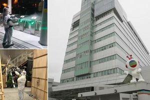 Đạo diễn TVB mắc COVID-19, 30 nhân viên đi xét nghiệm