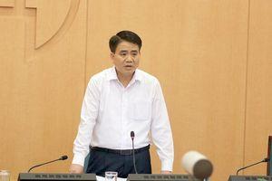 Chủ tịch Hà Nội: Tiến độ lấy mẫu xét nghiệm PCR đang bị chậm