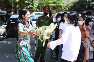 Môn Ngoại ngữ không khó, thí sinh kết thúc thi tốt nghiệp nhẹ nhàng