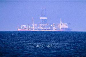 Thổ Nhĩ Kỳ điều tàu nghiên cứu địa chất đến Đông Địa Trung Hải