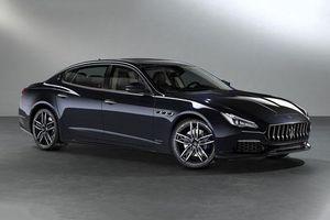Bảng giá xe Maserati tháng 8/2020: Ưu đãi 100 triệu đồng