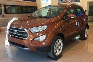 Ford EcoSport tại Việt Nam giảm giá cực mạnh nhằm 'xả hàng', đấu Hyundai Kona, Kia Seltos, Honda HR-V