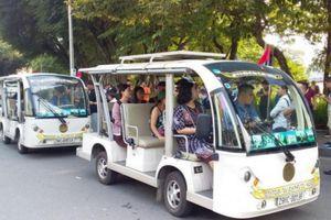 Hà Nội đề xuất mở rộng mạng lưới xe điện 4 bánh vận tải hành khách
