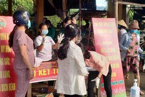 Danh sách 21 học sinh có tiếp xúc với ca mắc Covid-19 mới ở Quảng Nam