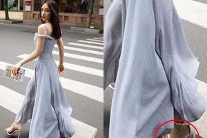 Bị chê 'bàn chân xấu để ngón tràn ra rong chơi lề đường', Hòa Minzy lên tiếng lý giải nguyên nhân khiến ai cũng bất ngờ