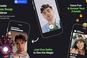 Dân mạng lại 'phát sốt' với ứng dụng hoán đổi khuôn mặt Reface