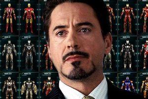 Bộ giáp của Iron Man đã thay đổi như thế nào sau 12 năm?