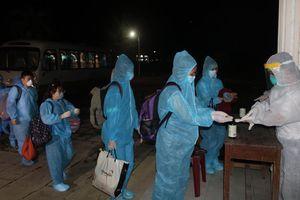 Đồng Tháp: 131 người về từ Singapore đều âm tính với SARS-CoV-2