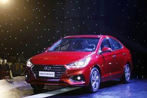 Doanh số Hyundai Accent tháng 7 đạt hơn 2,2 nghìn xe, gần gấp đôi tháng 6