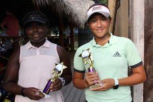 Nữ tay vợt 14 tuổi Việt Nam giành chức vô địch trên đất Mỹ